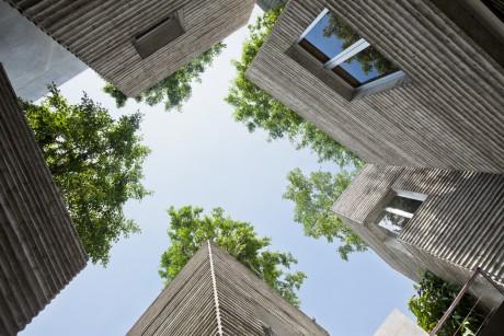 Kiến trúc xanh - Sự bền vững