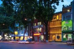 Chiếc đèn lồng - Trung tâm triển lãm Nanoco